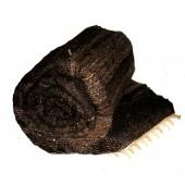 Tapete G – lã de carneiro marron