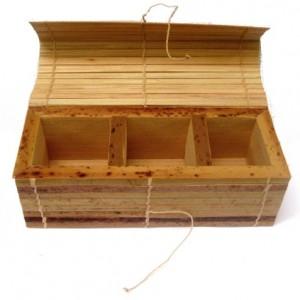 Caixa de chá de Buriti – MG