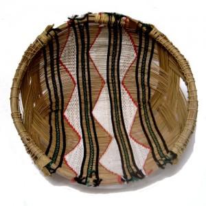 Cesto Kuño – etnia Mehinako – Xingu