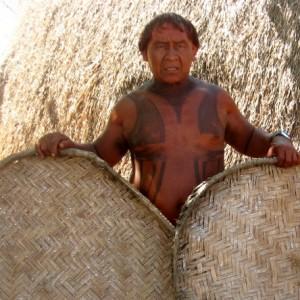 Cesto Yamomakamai – Xingu