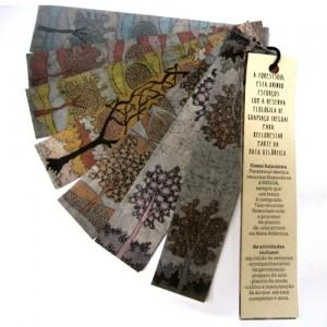Lenço Forestsoul – 70%seda 30% algodão