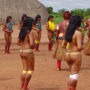 Uluri – cinto feminino – Xingu