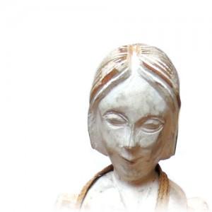 *Luminária boneca articulada- MG