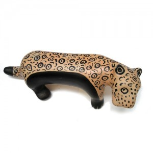 *Cerâmica Waurá – Onça – Xingu