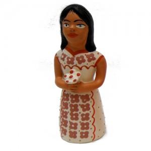 Boneca² – cerâmica do Vale do Jequitinhonha- MG
