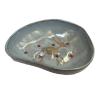 Saboneteira irregular cerâmica – PI