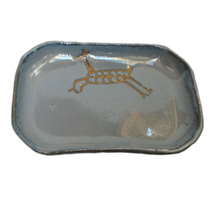Saboneteira regular cerâmica – PI