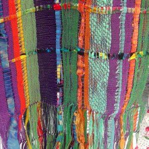 Echarpe larga – colorida – SP