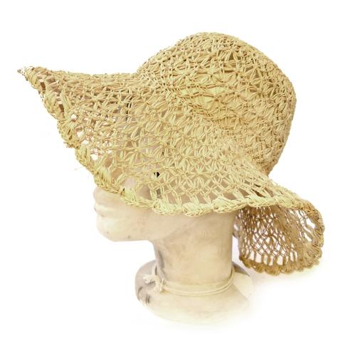 Chapéu de fibra de buriti – crochet – MA