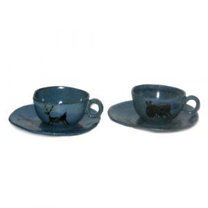 Xícara de café- borda irregular – PI